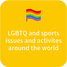 LGBTQ and sports issues and activites around the world