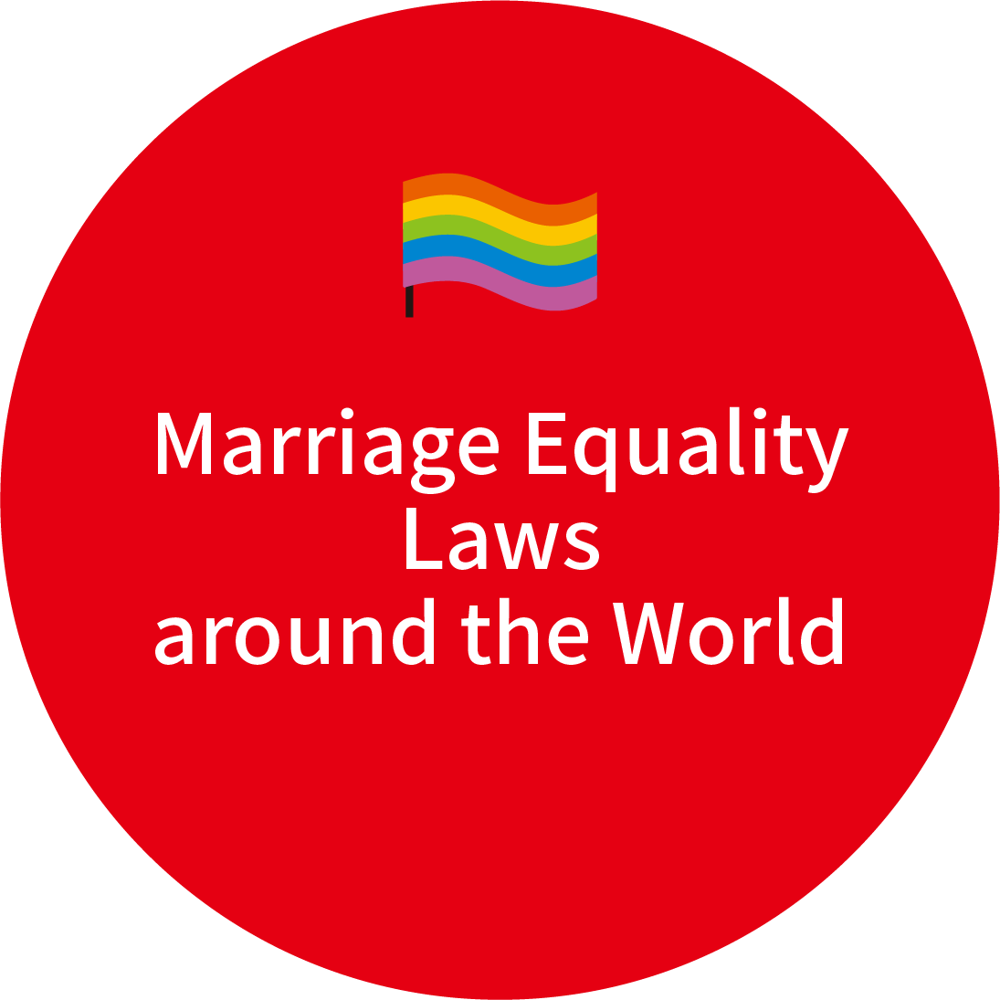 Marriage Equality Laws around the World